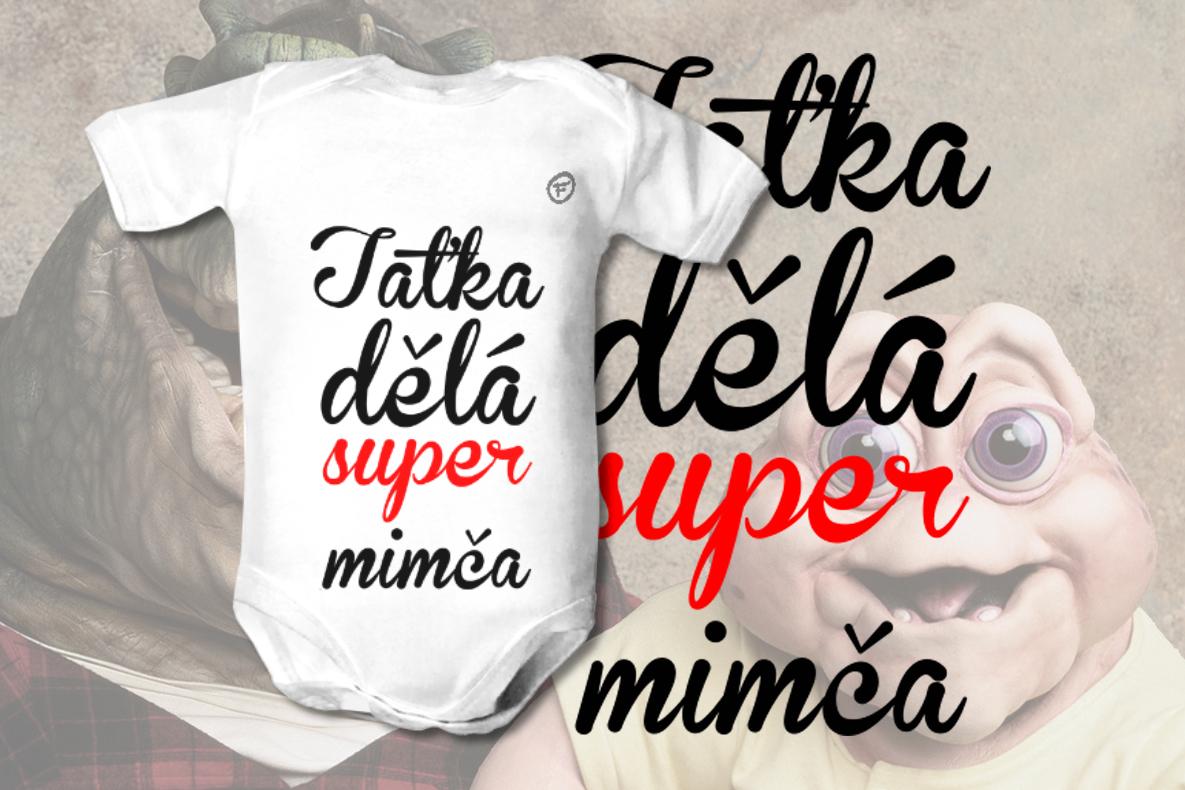 4b961297cb trička pro děti